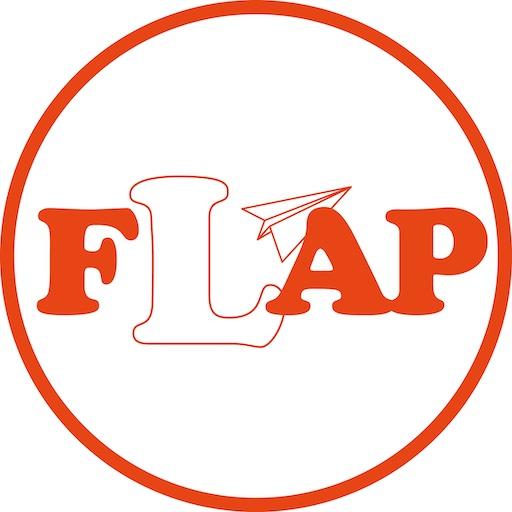 留学促進団体FLAPのサークルアイコン