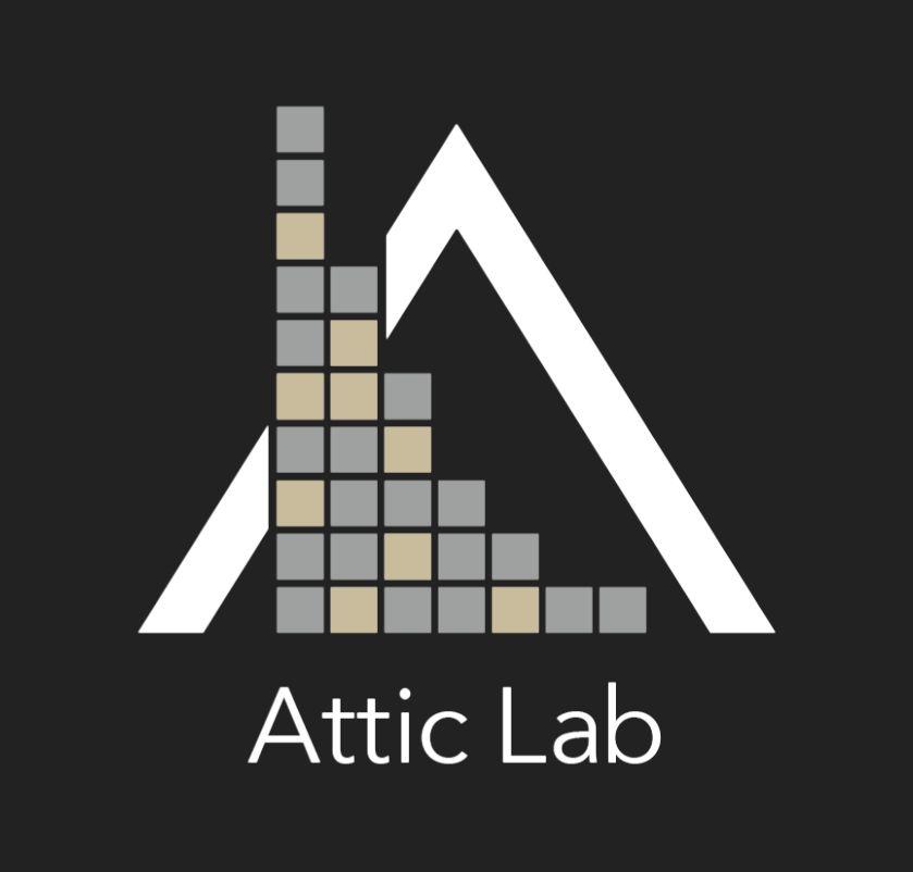 Attic Labのサークルアイコン