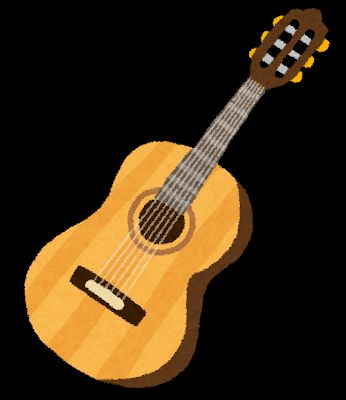 ギター研究会のサークルアイコン