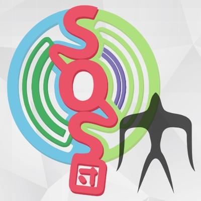 SOS団のサークルアイコン