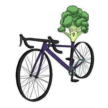 サイクリング部のサークルアイコン